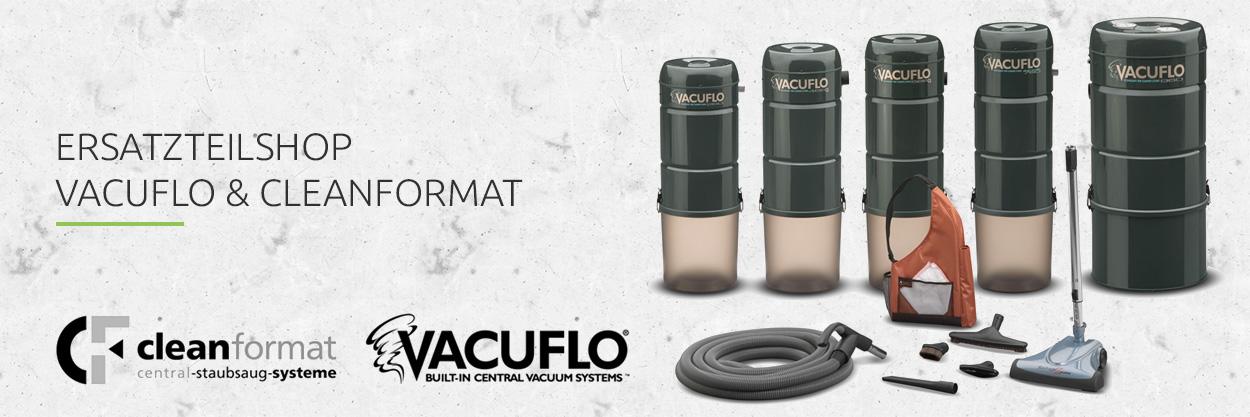 Cleanformat / Vacuflo von VACUSTAR