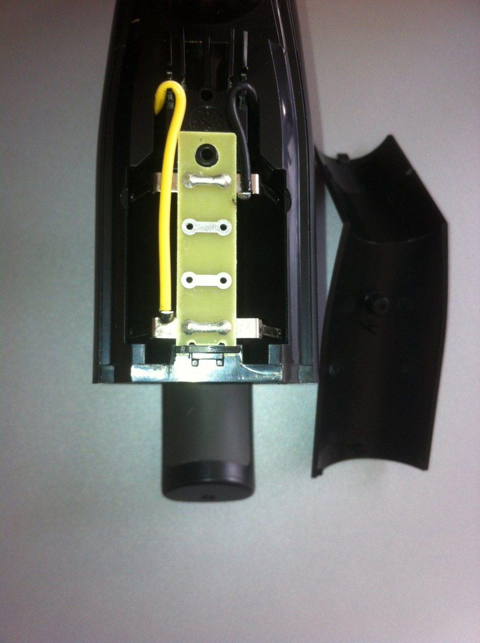 Handgriff Austauschsatz für Cleanformat-Ergo-Saugschlauch