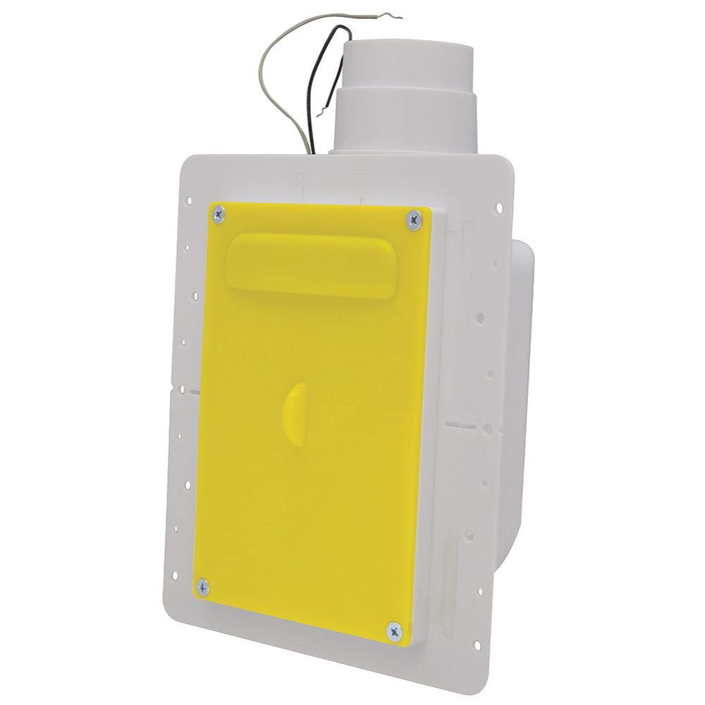 Retraflex Dose komplett mit integriertem Putzdeckel