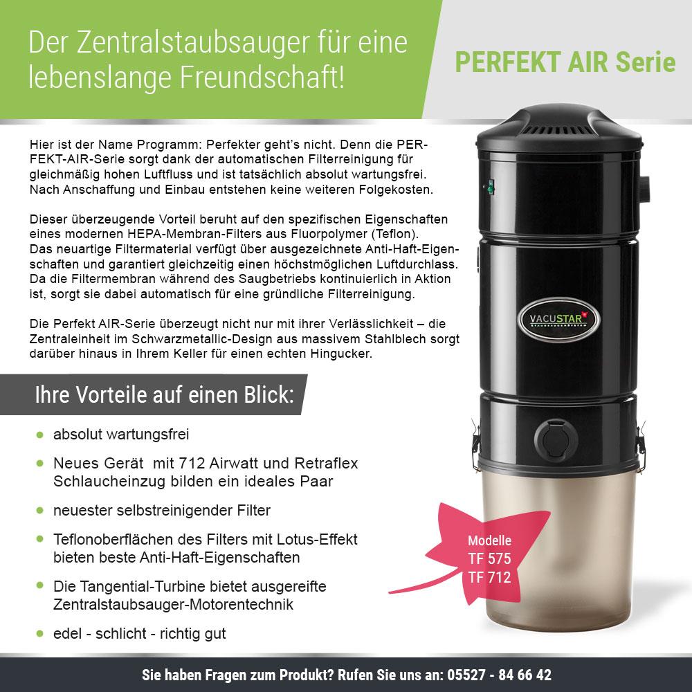 Komplettierung PERFEKT-AIR TF 712