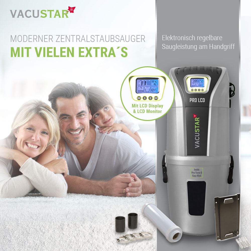 Vacustar PRO-LCD 643