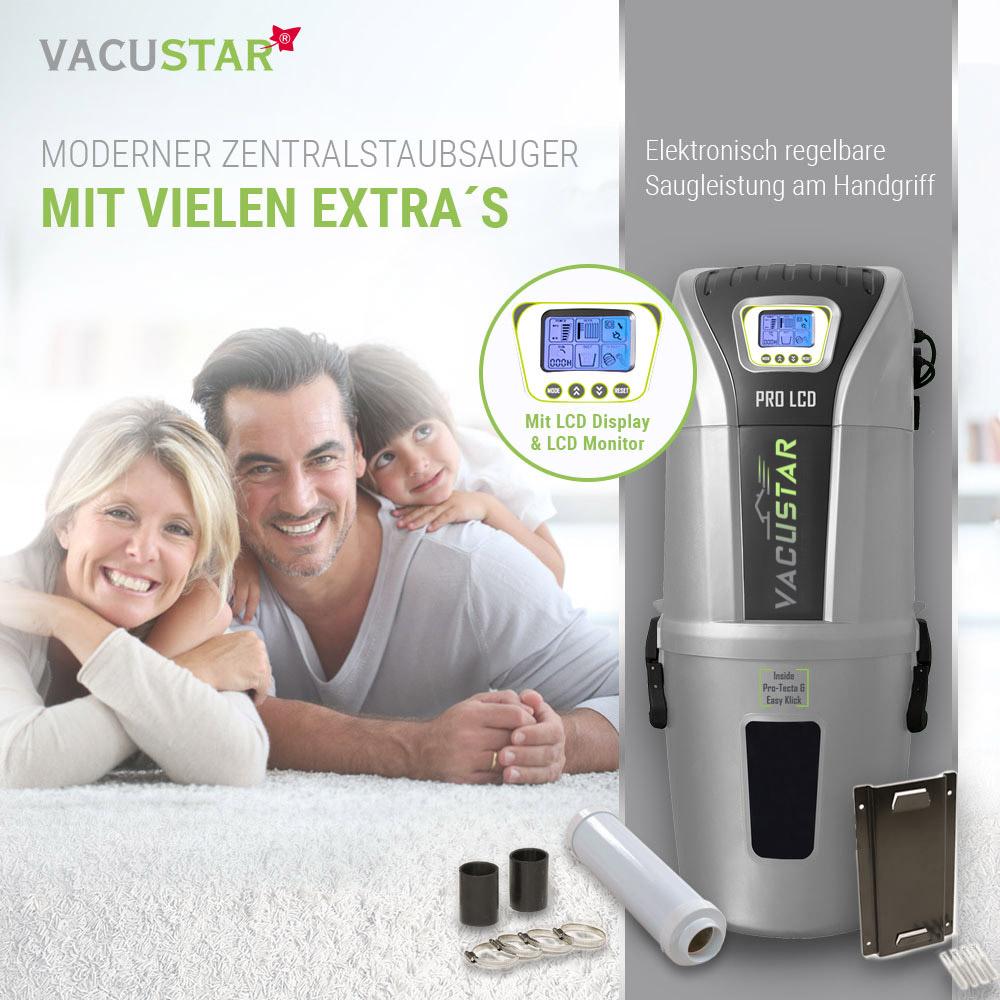 Vacustar PRO-LCD 835