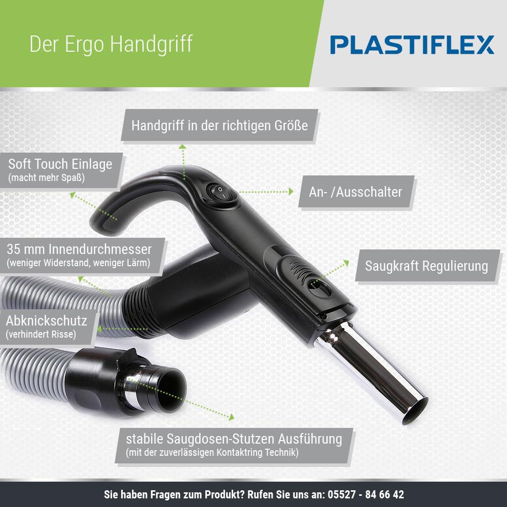 ERGO-Flex Schlauch
